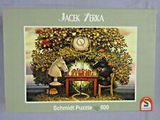 Schmidt Puzzle - Jacek Yerka, Schachpartie - 500 Teile