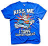 T-shirt HOMME BLEU SUPERMAN Taille S Neuf emballé TS BATMAN DC COMICS MARVEL