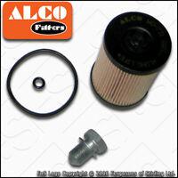 SERVICE KIT for AUDI A3 (8V) 1.6 2.0 TDI ALCO OIL FILTER SUMP PLUG (2012-2019)