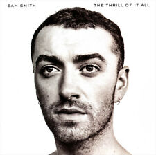 Sam Smith- The  Thrill of It All CD 2017 Capitol Records [B002754002]