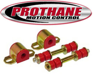 Prothane 7-1129 82-02 Camaro, Firebird 19mm Rear Sway Bar & End Link Bushing Kit