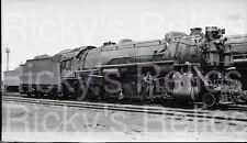 Original 616 B&W Negative C&O 1151 2-8-2 K-1 Silver Grove KY 5/30/1949