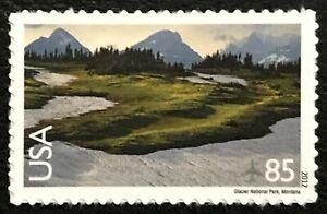 2012 Scott #C149, 85¢, AIRMAIL - GLACIER NATIONAL PARK - Single - MINT NH
