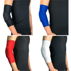 Men Sports Basketball Protection Pads Anti-collision Arm Sleeve Protective Gear