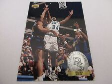 Carte NBA UPPER DECK 1993-94 Rookie Standouts #RS3 Isaiah Rider Timberwolves