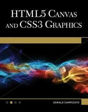 HTML5 Canvas and CSS3 Graphics Primer, , Campesato, Oswald, Excellent, 2012-07-2