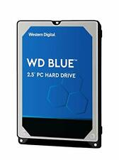 WD Blue 2TB WD20SPZX Laptop Internal Hard Drive 5400 RPM SATA 6 Gb/s 128MB Cache
