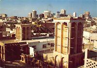 B95183 wind towers old modern manama bahrain