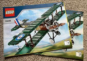 LEGO Creator Sopwith Camel 10226