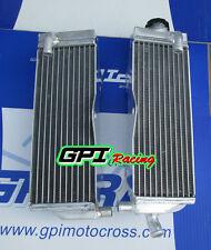 Aluminum Radiator FOR HONDA CR500R/CR 500 R 1991-2001 1992 1993 94 95 96 97 98
