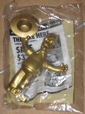 2007 The Simpsons Movie Burger King Kids Meal Toy - Golden Homer