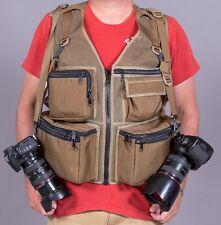 MM Travel Photography Vest, Photography, Photo Vest, Travel Vest  Sony,