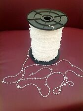 "6 x METRES OF PROFESSIONAL 3.5"" (89MM) VERTICAL BLIND LINK CHAIN"