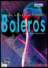 BOLEROS - Los Grandes Exitos - CD Rom Audio - Power CD - 1997 - Fotografias