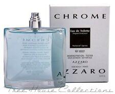 Treehousecollections: Azzaro Chrome EDT Tester Perfume Spray For Men 100ml