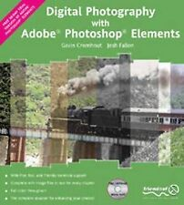 USED (GD) Digital Photography with Adobe Photoshop Elements (With CD) by Gavin C