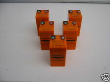 Lot Of 5 Power Sonic Rechargeable Batterys Ps-445 4V 4A