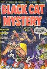 Volume 1 171 HARVEY Golden Age Comic Books DVD Black Cat Alarming tales Chamber