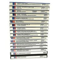 Lot of 16 London Digital Classical CDs: Beethoven, Pavarotti, Brahms & More