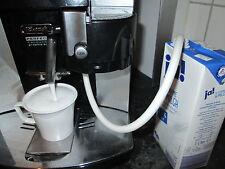 Für AEG  Milchansaugadapter mit Schlauch für Kaffeevollautomaten Kaffee Grande