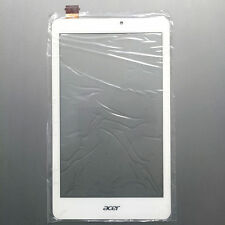 """ACER ICONIA TAB 8 W W1-810 WHITE DIGITIZER TOUCH SCREEN LENS GLASS PAD 8"""" TABLET"""