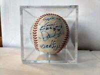 2012 Fort Wayne TinCaps Team Signed Baseball San Diego Padres Autograph Auto