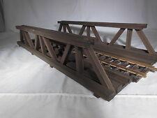 G Scale Warren Indoor Bridge  lgb