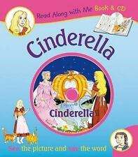 Cinderella Read Along With Me Book & CD