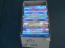 Lot#408 Disney and other family 16 DVDs  fantasia/fantasia 2000 Movies  ect.