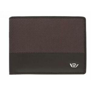 Mens Wallets PHILIP WATCH SW82UFW1613 Genuine Leather Brown