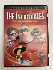 The Incredibles - Collectors Edition (2 Dvd, Widescreen) Disney Pixar
