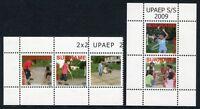 Surinam 2009 UPAEP Kinder Spiele Children 2303-2304 + Block 108 Postfrisch MNH