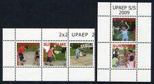 SURINAM 2009 UPAEP Kinder Spiele Children 2303-2304 + Block 108 ** MNH