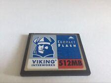VIKING 512MB CF Memory CARD compact flash card
