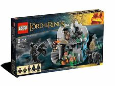 Lego The Lord of the Rings 9472 ATTACK ON WEATHERTOP Aragorn Minifigures NISB