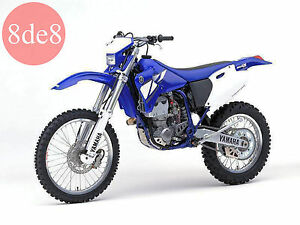 Yamaha WR 400 / 426 - Workshop Manual on CD