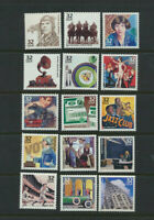 3184 a-o 1920's Celebrate The Century 15 vals Mint NH Singles Cplt Retail $23.00