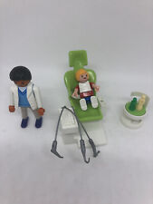 Playmobil 6662 dentist set