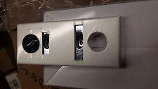 Florence Door Chimes Model 686101 Silver Aluminum