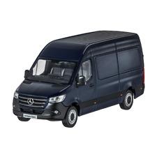 Mercedes Benz W 907/910 Sprinter Furgone / Van 2018 Canvasit Blu 1:43 Nuovo
