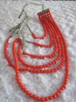 "HEIDI DAUS ""Coastal Compose""Multi-Strand Necklace (Orig.$299.95)-RARE!!!"