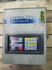 TOSHIBA VT130G2+4025 TOSVERT 130G2 TRANSISTOR INVERTER 2.5 KVA 2 HP