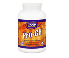 NEW NOW FOODS PRO-GH SUPPORTS HEALTHY HORMONE BALANCE DIETARY SUPPLEMENT 21.6 oz