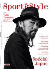 L'Équipe - Sport & Style - YOHJI YAMAMOTO Spécial Japon - 2019 Septembre - N°105