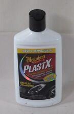 Meguiars PlastX Clear Plastic Cleaner & Polish G12310