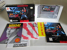 Castlevania: Dracula X Super Nintendo SNES, Complete and authentic 100%