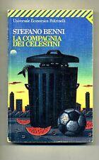 Stefano Benni # LA COMPAGNIA DEI CELESTINI# Giangiacomo Feltrinelli Editore 1995