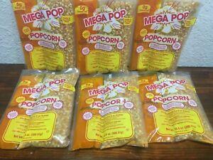 Gold Medal Mega Pop Popcorn Kit (10.6 oz., 24 ct.) Pre-Measured for 8 oz Kettles