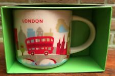 Starbucks You Are Here Collection London England New NEU mit SKU