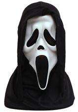 Original Scream Maske mit Kapuze